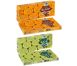 Pure Milk Elachi and Kesar Peda